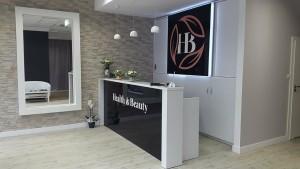 Salon kosmetyczny Health and Beauty w Koninie