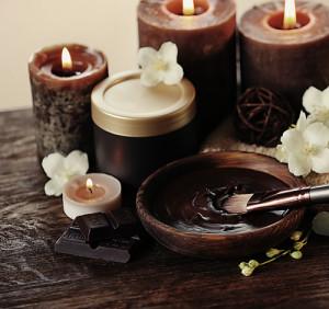 Masaż czekoladą dla Par w Koninie