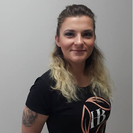 Dorota Rybacka - fizjoterapeuta/kosmetyczka
