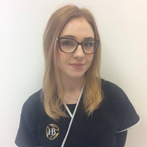 Weronika Brzoska - kosmetolog