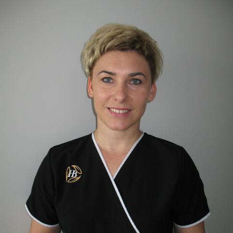 Wioleta Sieczkarska - fryzjer